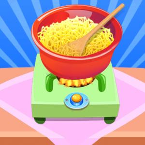 Chef Restaurant: Kitchen Cooking