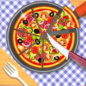 Make Pizza Baking Kitchen