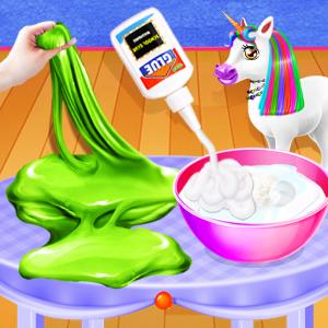 Diy unicorn Slime Game 2020-Slime