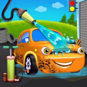 Kids Car Auto Workshop