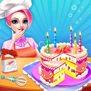 Cake Making Real - Baking Cooking
